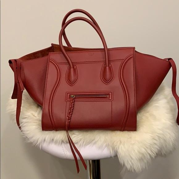 CELINE phantom bag medium brand new